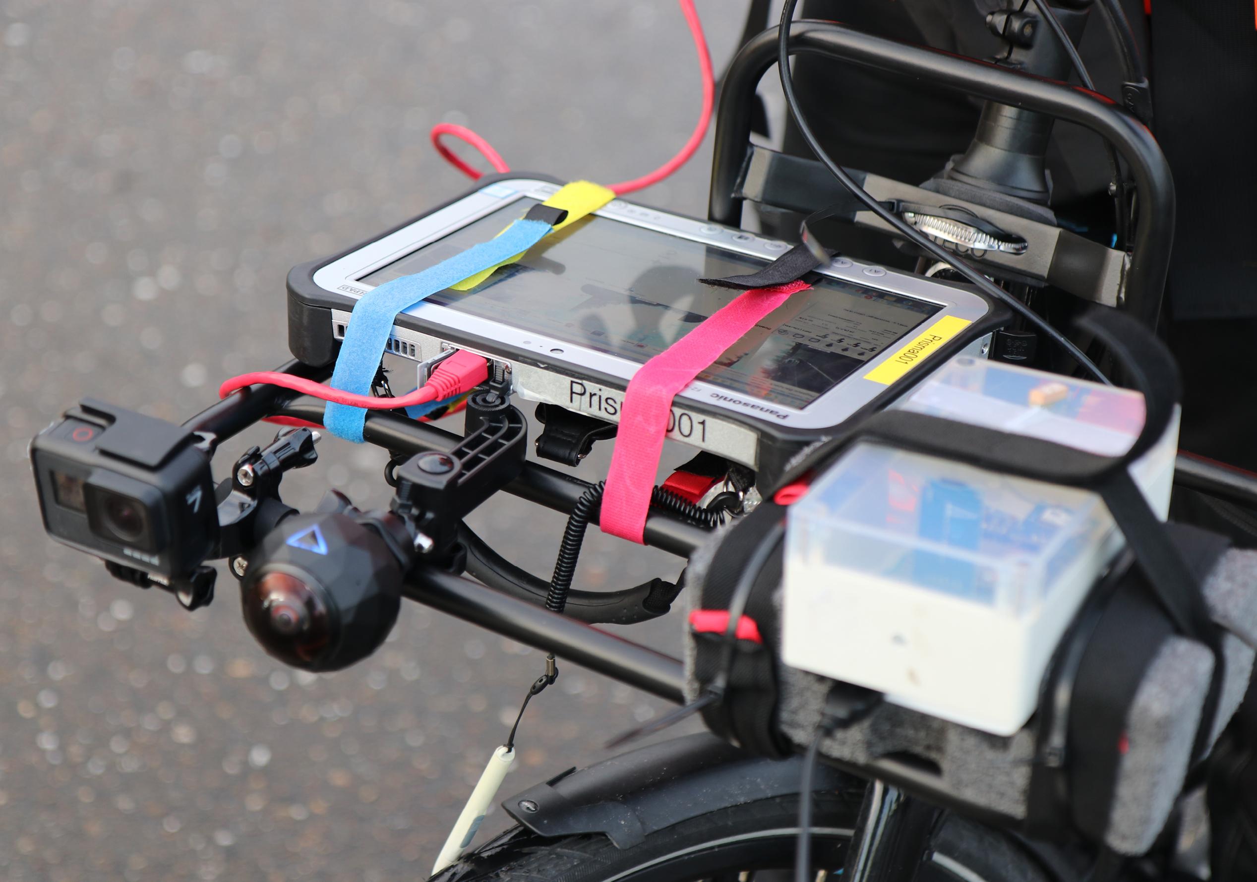 Pilot inventarisatie verkeersveiligheid fietspaden
