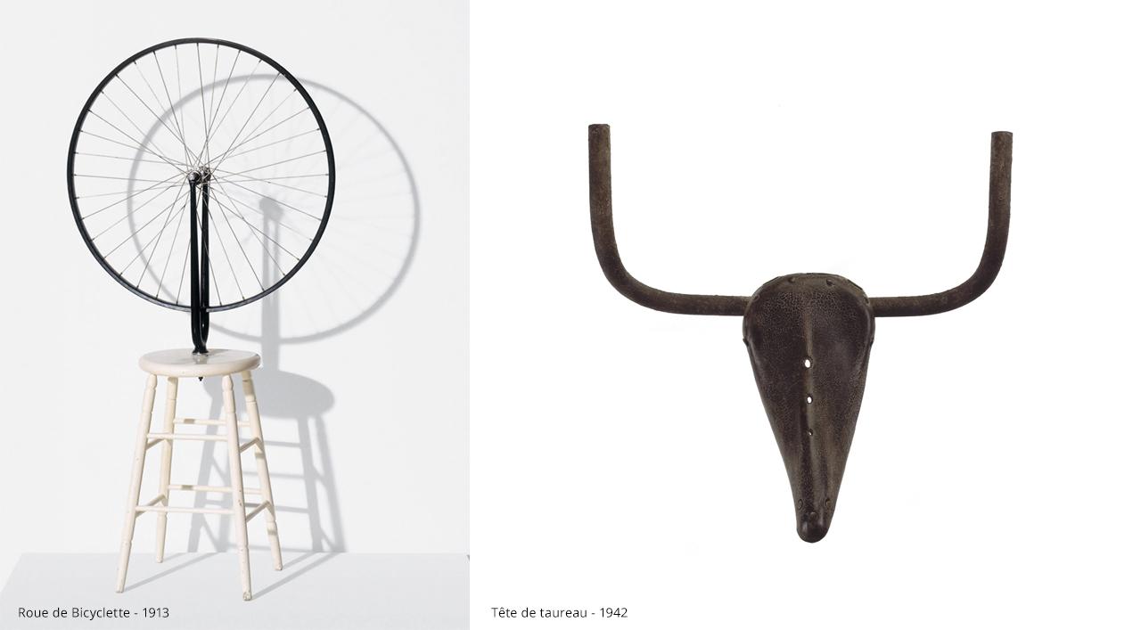 Design kunst fiets