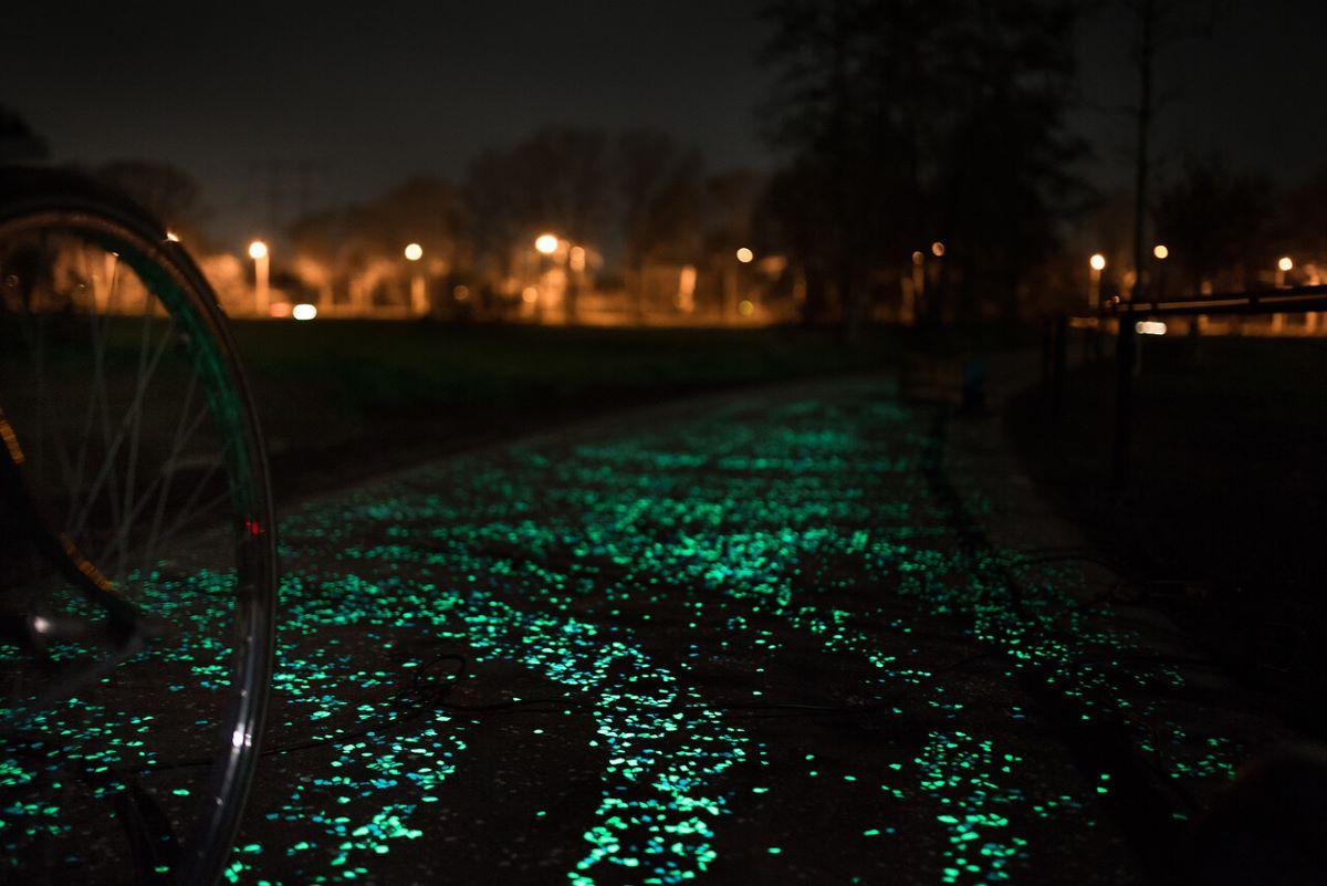 Van Gogh-Roosegaarde fietspad Eindhoven